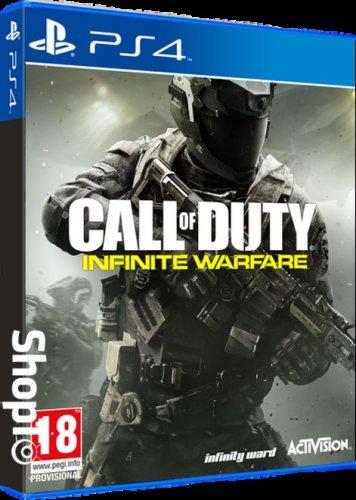 Call of Duty: Infinite Warfare PS4  £17.86  Shopto