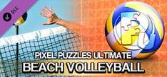 Free Steam key for Pixel Puzzles Ultimate: Beach Volleyball DLC