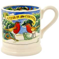 Emma Bridgewater 1/2 pint mug £6.50 + £5 postage or free postage over £25 spend