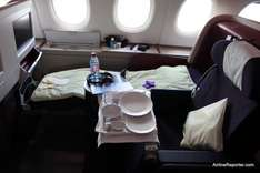 Australia - Flat Bed Business Class inc 4* hotel  for first night- trick saves 25% plus 5% TCB £1571 @ Expedia
