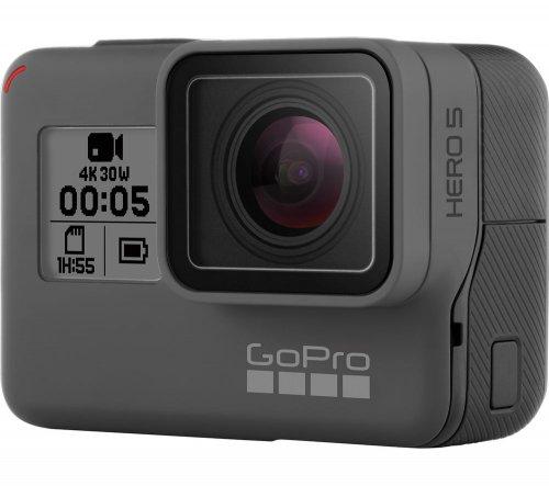 GOPRO HERO5 Action Camcorder - Black £309 @ PCWorld/Currys