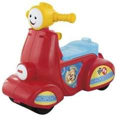 Fisher price laugh and learn smart stages scooter on Tesco direct reduced to £9.25