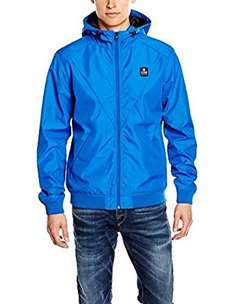 Jack & Jones Men's Jcostep Jacket, Blue £20.22 at amazon