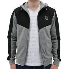 Born Rich Men's Hooded Smithsonite Jacket £19.50 (Prime) at Amazon size L