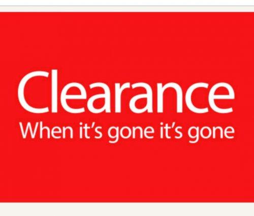 Tesco Direct Clearance