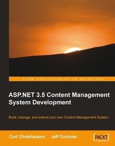 ASP.NET 3.5 CMS Development at Packtpub