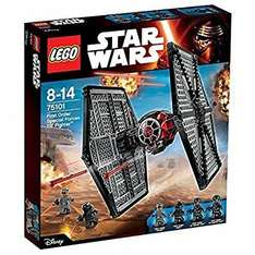 BACK IN STOCK LEGO Star Wars 75101: First Order Special Forces TIE fighter £39.99 Amazon (Prime Exclusive)
