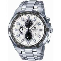 Casio Edifice £73.66 with code @ watchshop