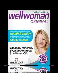 Vitabiotics Wellwoman 90 capsules - On offer for £11.38 each but buy 3 packs for £17.15 online at Boots