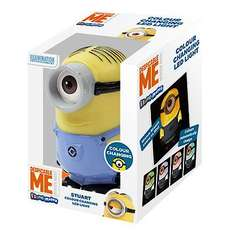 Stuart, Dave & Kevin minions illumi-mate colour change LED lights were £8 now down to £2.50 with code @ The Toy Shop