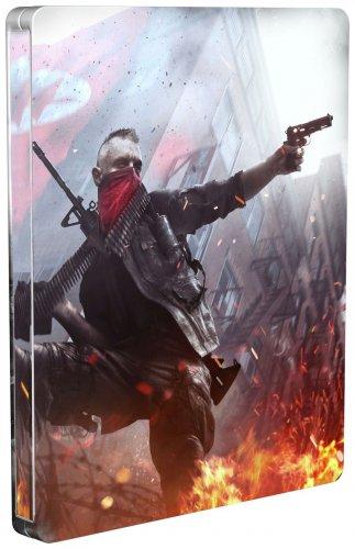 Homefront: The Revolution Steelbook Case (No Game)-£1.39 (Argos Via EBay)