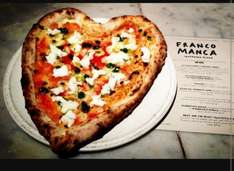 Free Pizza Monday 16th January if your birthday is in January at Franco Manca restaurant