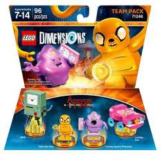 Adventure Time Team Pack - LEGO Dimensions - £14.99 @ Game