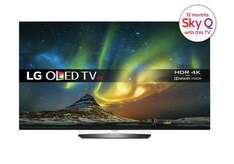 """LG OLED65B6V 65"""" Ultra HD Premium with Dolby Vision with delivery £2474.09 cramptonandmoore"""