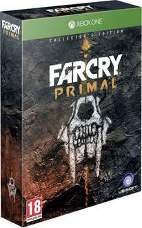 Far Cry Primal Collector's Edition (XBOX ONE) £25.59 at GAME.CO.UK
