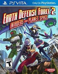 Earth defense force 2 (PS Vita) - £9.89 @ 365games
