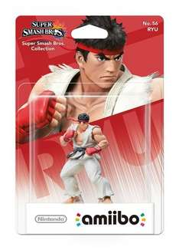 Ryu Amiibo £3.95 @ Amazon (+£1.99 non-Prime)