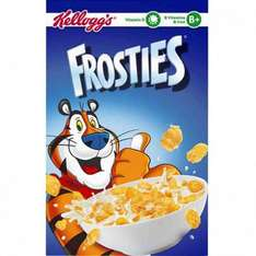Kellogg's Frosties (750g) RRP £2.49 now ONLY £1.99 @ Poundstretcher (Instore)