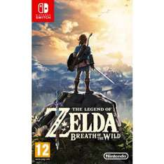 The Legend of Zelda: Breath of the Wild (Nintendo Switch) £49.95 @ Game Collection