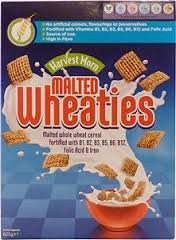 Harvest Morn malted Wheaties 625 grams (excellent Shreddies alternative) 89p @ Aldi