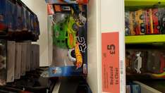 Remote control hot wheels sainsburys instore at Stevenage for £5