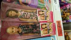 Barbies found instore at Sainsbury's (Stevenage) for £2.40