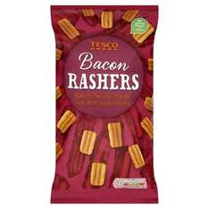 300g Bag of Bacon Rasher Crisps 75p @ Tesco Instore