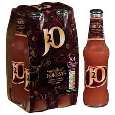 J2O Midnight Forest Juice Drink 4 x 275ml was 79p now 49p @ B&M