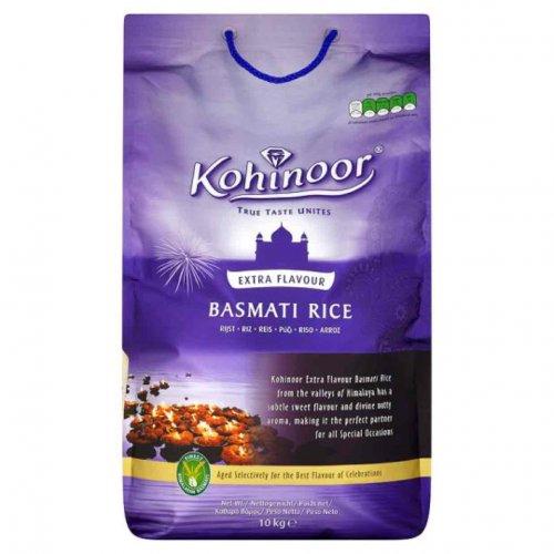 Kohinoor Extra Flavour Basmati Rice 10Kg £12 @ Tesco