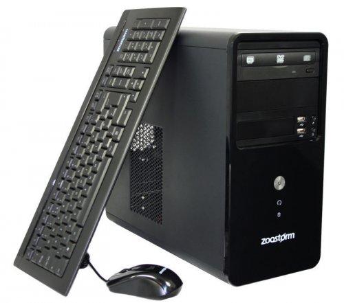Zoostorm Pentium G2030 Desktop PC, 500GB HDD, 4GB RAM, DVD-RW, Win 8.1 New, £104.99 Zoostorm @ eBay