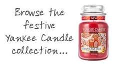 yankee candles 70℅ off at instore bents garden centre