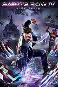 Saints Row IV Reelected Xbox GOLD MEMBERS ONLY £4 @ Xbox Gold