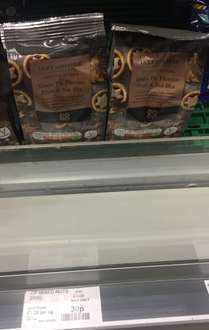 Co-op Mince Pie Flavour Fruit & Nut Mix reduced from £3 to £0.30 (instore)