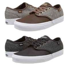 Vans trainers Size 6 - £15.60 (£20.35 non-Prime) - Amazon - Black or Brown (Other Sizes different prices)