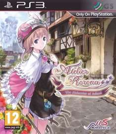 Atelier Rorona The Alchemist Of Arland (PS3) £7.90 Delivered @ GameSonicle via eBay