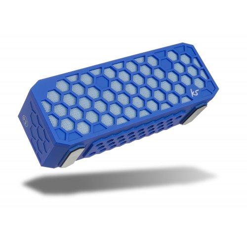 Kitsound Hive 2 Bluetooth Wireless Portable Stereo Speaker - Blue (£25.71) White (£24.99) @ Vodafone eBay