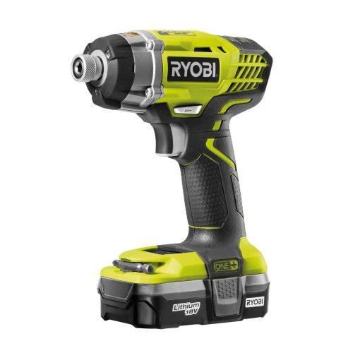 Ryobi Impact drill driver 18v only £68 @ b&q