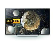 Amazon deal of the day- Sony Bravia 49 inch Android 4K HDR Ultra HD Smart TV(KD49XD7004BU) with Youview, Freeview HD, PlayStation Now (2016 Model) with Wi-Fi;  55 inch- £749 - Black for £550