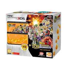 New Nintendo 3DS Limited Edition - Dragon Ball Z: Extreme Butoden Pack £144.76 Delivered @ Sold by erregame and Fulfilled by Amazon