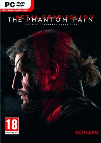 Metal Gear Solid the Phantom Pain PC £10.49 + 5% Code @ CDKEYS
