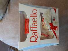 150g boxes of Raffaello  £1.00 in Tesco (instore - found King's Lynn)