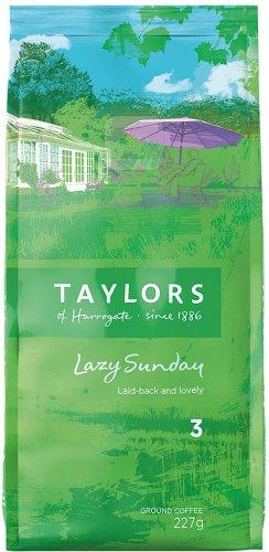 Taylors of Harrogate Italian Rich Roast Coffee / Lazy Sunday Medium Roast Coffee (227g) was £3.49 now £1.74 @ Waitrose