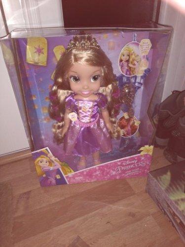 hair glow rapunzel doll - £9.99 @ B&M instore