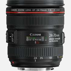 Canon EF 24-70mm f/4L IS USM Lens £449.89 Costco on line