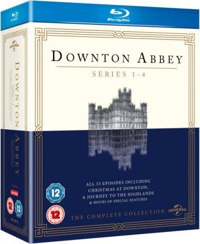 Downton Abbey complete Blu-ray boxset £13.92 Prime / £15.91 Non Prime @ Amazon