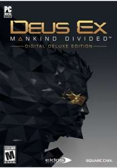 Deus Ex: Mankind Divided Digital Deluxe Edition (PC) - £21.44 at Humble Store