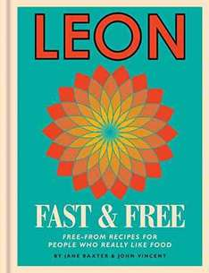 Leon Fast and Free. Kindle Ed. Was £25.00 now 99p Kindle Daily Deal @ Amazon
