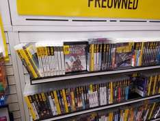 PS3 GAMES 5 FOR £10 @ Game