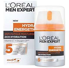 L'Oréal Paris Men Expert Hydra Energetic Anti-Fatigue Moisturising Lotion £5.29 (or £5.03 Subscribe and save) @ Amazon Prime