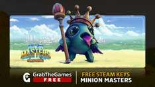 Free Steam Keys For Minion Masters @ GrabTheGames